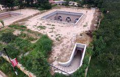 Подземные дома в Китае. Обсуждение на LiveInternet - Российский Сервис Онлайн-Дневников