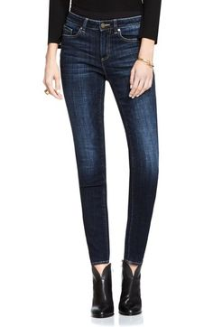 Two by Vince Camuto Classic Five-Pocket Skinny Jeans available at #Nordstrom