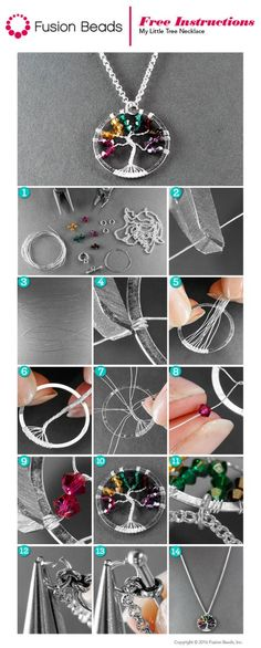130 wiring wrapping diy jewelry - YS Edu Sky