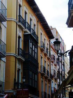 Alicante modernista, Calle San Francisco