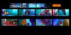 Emoji Movie — The Art of Ryan Carlson Emoji Movie, Color Script, Visual Development, Concept Art, Sketches, Animation, Cartoon, Movies, Backgrounds