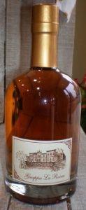 Grappa di Monovitigno ChardonnayInvecchiata