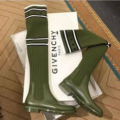 Givenchy boots for Sale in Long Beach, CA - OfferUp Heeled Boots, Bootie Boots, Shoe Boots, Shoes Sandals, Shoes Sneakers, Ankle Booties, High End Shoes, Cool High Heels, Cute Shoes