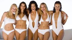 Looking your best in a bathing suit is all about flaunting your assets—say sexy shoulders, toned abs or lean legs, and playing down your weaknesses. Here are 30 styles that will flatter your body type when it comes to figure flattering swimsuits. Sexy Bikini, Bikini Wax, Bikinis Retro, Monokini, 2015 Fashion Trends, 2015 Trends, Fashion News, Latest Fashion, Best Swimwear