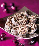 Čokoládová tlačenka Wine Recipes, Baking Recipes, Dessert Recipes, Desserts, Christmas Sweets, Christmas Baking, Christmas Cookies, Eat Me Drink Me, Food And Drink