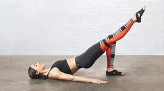 This Barre Workout Will Lift, Firm, And Strengthen Your Butt | Posted By: CustomWeightLossProgram.com