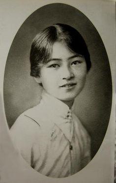 Lin Huiyin (1904-1955) 林徽音(later changed to 林徽因)我喜欢林徽因--巾帼不让须眉,现代女性的榜样。Like her a lot as a role #model for modern #women. #people