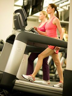 Great treadmill workouts etc
