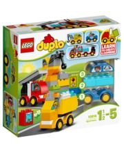 LEGO DUPLO My First Cars and Trucks. Popular toys for boys, educational toys kids love, toys toddlers Lego Duplo, Legos, Cool Toys For Boys, Popular Kids Toys, Cars 1, Thing 1, Buy Lego, Preschool Toys, Learning Toys