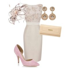 """A Garden Party Outfit"" by titanicnerd3 on Polyvore"