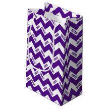 2015 Grad Chevron, Purple-White-Small Gift Bag #2015 #grad #giftbags #chevron #purple #white #zazzle http://www.zazzle.com/zazzlegraduation?rf=238170457442240176