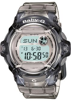 Casio Baby-G Watches New Zealand Digital BG169R-8D