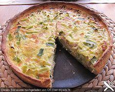 Lachs - Quiche, ein beliebtes Rezept aus der Kategorie Tarte/Quiche. Bewertungen: 270. Durchschnitt: Ø 4,5.