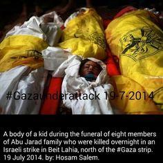 "Comment: emad_gaza said ""Gazaunderattack 19-7-2014 by @hosalem"""