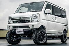 」 Mini Camper, Cool Vans, Van Camping, Mini Trucks, Custom Vans, Cars And Motorcycles, Monster Trucks, Mini Vans, Vehicles