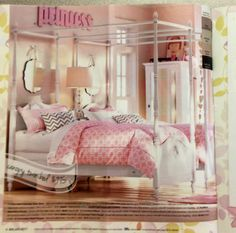 Little girl's room  From isty bitsy