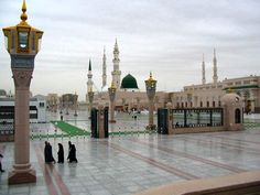 Madinah, Saudi Arabia  Umroh with my wife