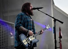 Seether at Chicago Open Air 2017  Photo: Ryan Haynes