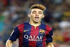 Munir El Haddadi el ojo derecho de Luis Enrique DT del Barcelona