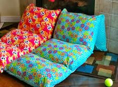 Resultado de imagem para como fazer futon turco- passo a passo