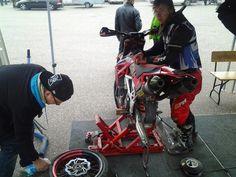 #210 Iisalmi Finnish Supermoto Championchip finals 2014