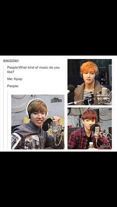 BTS Bangtan Boys   Perfect kpop reactions