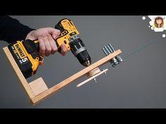 Como fazer uma Serra Elétrica - YouTube