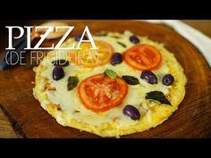 PIZZA de FRIGIDEIRA | Receita #171 Torrada Torrada - YouTube