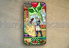 Beauty and the beast iPhone 5 caseiPhone 5S by HarryiPhonecase, $0.20