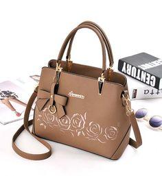 4201b15ebe8 Women Fancy Hand Bag 2019 · Vintage HandbagsLeather Shoulder BagShoulder  PurseLeather ...