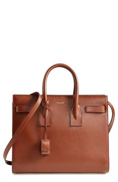 Dream bag alert! I wish they made it in faux leather...for about $2,600 less than its current price.