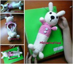 Rabbit tools bag 🐰