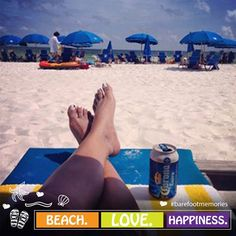 This is Summer. #HiltonPensacolaBeach #BarefootMemories #PensacolaBeach #Hilton