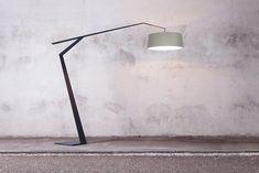 Lumen Center Italia Grus Floor Lamp - Floor Lamps - Lighting - Shop by Type - GR Shop Canada Lamp, Floor Lamp, Lamp Cover, Lamps Living Room, Room Lamp, Stand Light, Floor Lamp Lighting, Lights, Standing Lamp