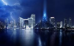 Great Spirit Woods Miami Dawntown 2013 - Landmark competition, Honorable mention
