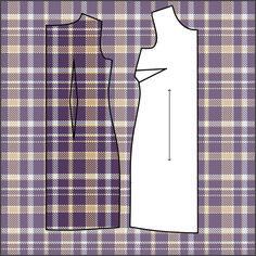 How to Match Plaids, Stripes, and Large Patterns | Seamwork Magazine
