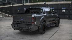 Ford Ranger Gets A Supercar Makeover. If you want your Ford Ranger with lashings of carbon fiber, MotionR has you covered. Ford Ranger Lifted, 2020 Ford Ranger, Front Pocket Wallet, Slim Wallet, Aluminum Wallet, Car Mods, Money Clip Wallet, Ford Transit, Business Gifts
