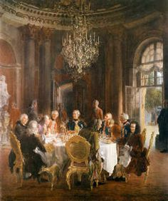 Voltaire in the court of Frederick II of Prussia Painting by Adolph von Menzel. Friedrich Ii, Caspar David Friedrich, Frederick The Great, Frederick William, Adolf Von Menzel, William Turner, Figure Painting, State Art, Art Techniques