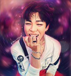 Jimin VORTEX by eto-nani on DeviantArt