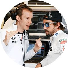 The debrief is the period after a practice session, qualifying or the race in which the drivers, their race engineers and analysts will discuss the performance of the car, and how they can improve it for the next time it runs.