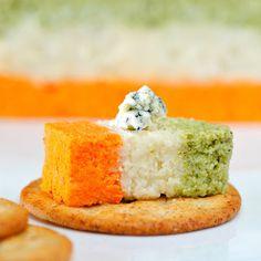 JULES FOOD...: Tri-Color Vegetable Terrine