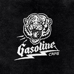 Logo I recently wrapped up for @gasolinecaps. Give them a follow and buy yourself a hat while you're at it. They've got it going on. (at Yondr Studio )
