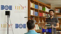 """El profesor Javier García presenta en Madrid su libro """"Dispublicitados. Los efectos (ideológicos) de la publicidad"""" http://www.udima.es/es/javier-garcia-presenta-libro-dispublicitados.html"""