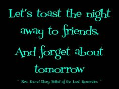 New Found Glory Lyrics