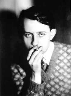"""Germaine Krull André Malraux 1930 """"The attempt to force human beings to despise themselves… is what I call hell."""" André Malraux, """"La condition humaine"""" (Man's Fate) 1933"""