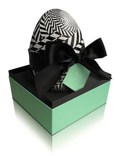 Self promotion idea. Seasonal holidays are always a great opportunity to showcase your great customer service - since Easter is coming up - find the most fantastic, extraordinary egg you can find and send it on as a client gift from your team.