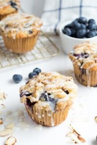 These Blueberry Coffee Cake Muffins are fresh bakery style muffins that everyone will love.