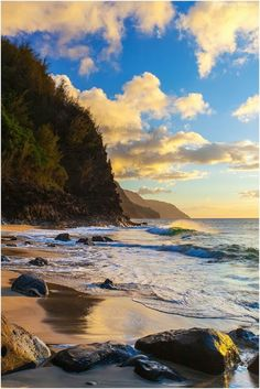 Na Pali coast, Kauai #napalicoast #napali #kauai