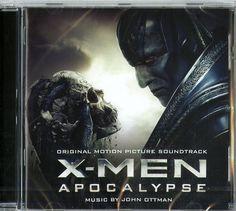 X-MEN APOCALYPSE - J. OTTMAN O.S.T. CDClicca qui per acquistarlo sul nostro store http://ebay.eu/25B0lxr
