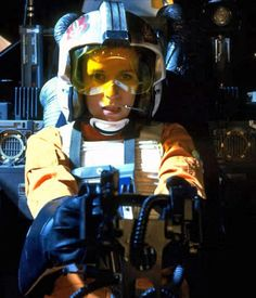Revealed: Star Wars Originally Had Female X-Wing Pilots
